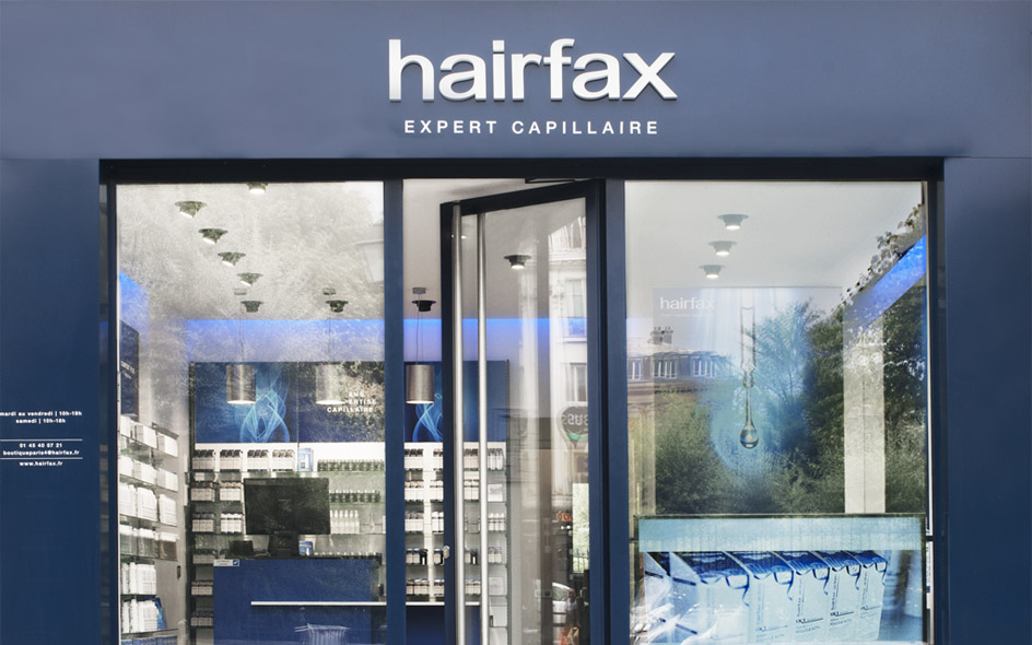 Photo Institut Hairfax Nantes